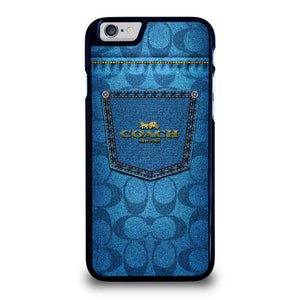 COACH JEANS Cover iPhone 6 / 6S