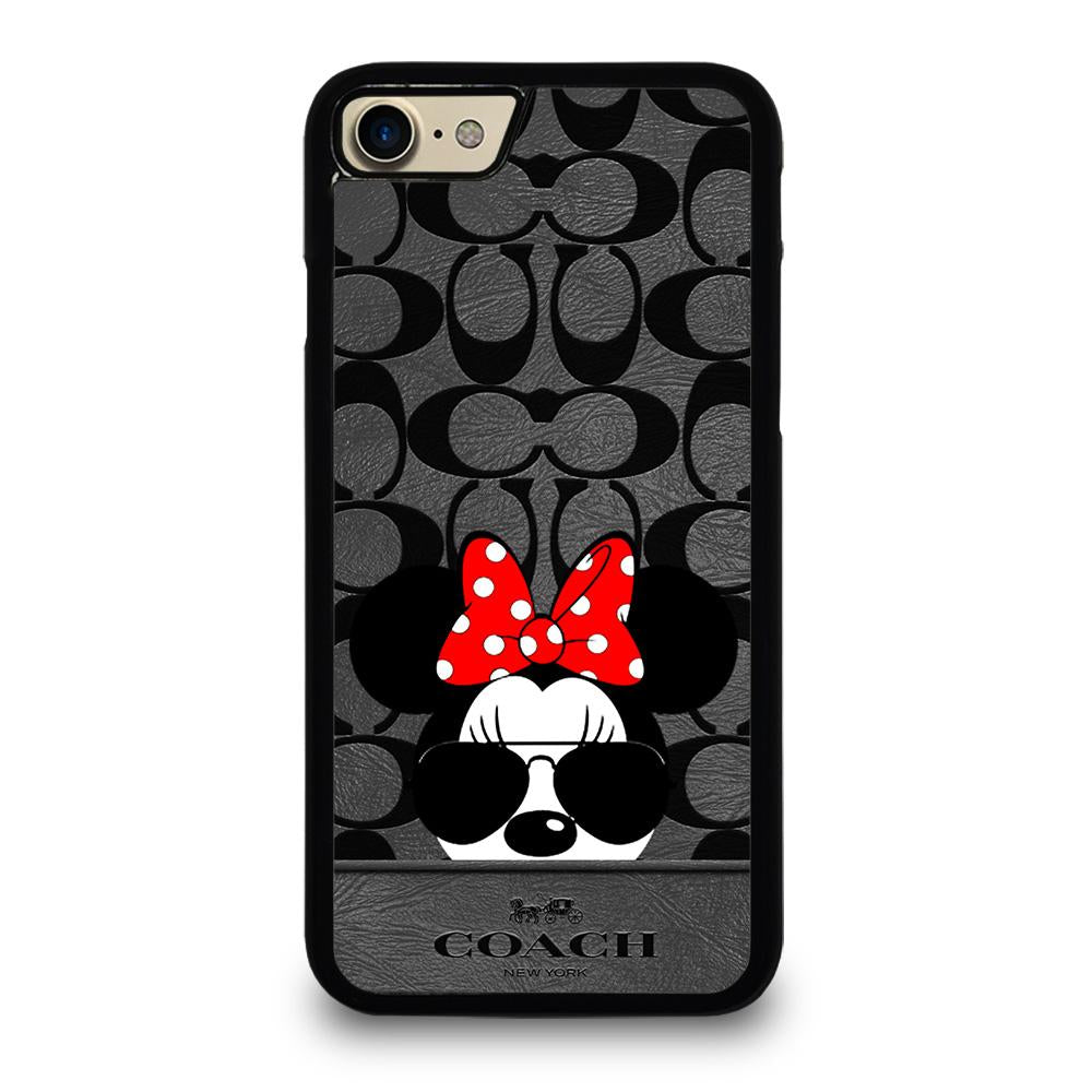 COACH NEW YORK DISNEY MICKEY MOUSE Cover iPhone 7