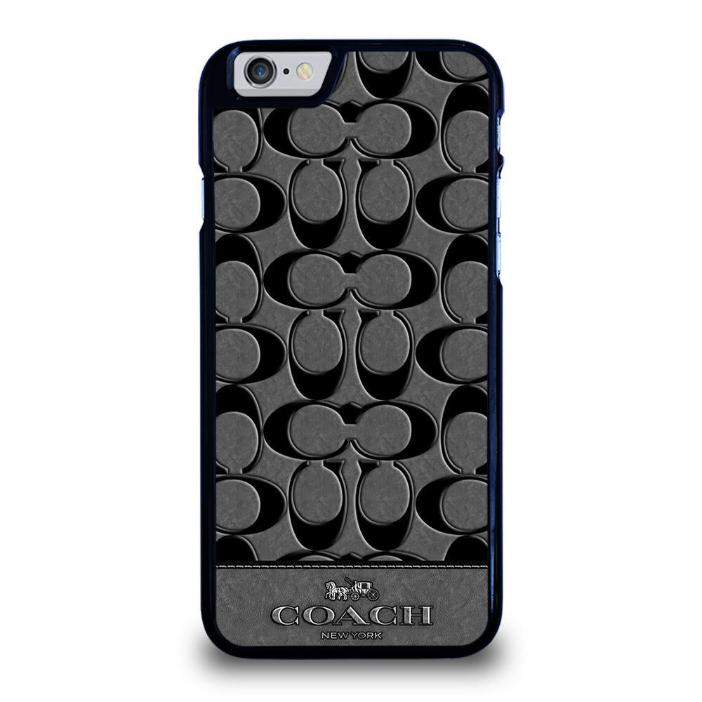COACH NEW YORK GREY Cover iPhone 6 / 6S