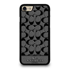 COACH NEW YORK GREY Cover iPhone 7