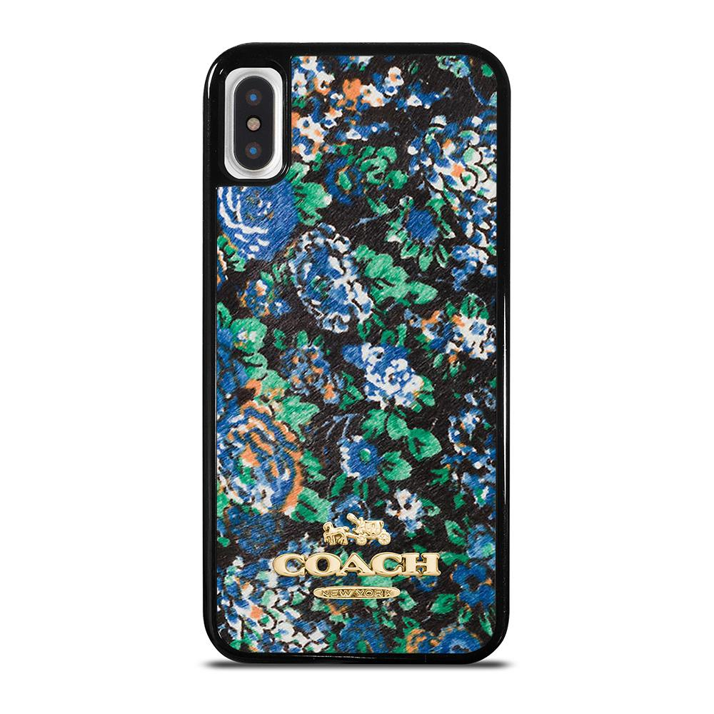 COACH NEW YORK MEADOW cover iPhone X / XS,cover iphone x unieuro cover iphone x lusso,COACH NEW YORK MEADOW cover iPhone X / XS