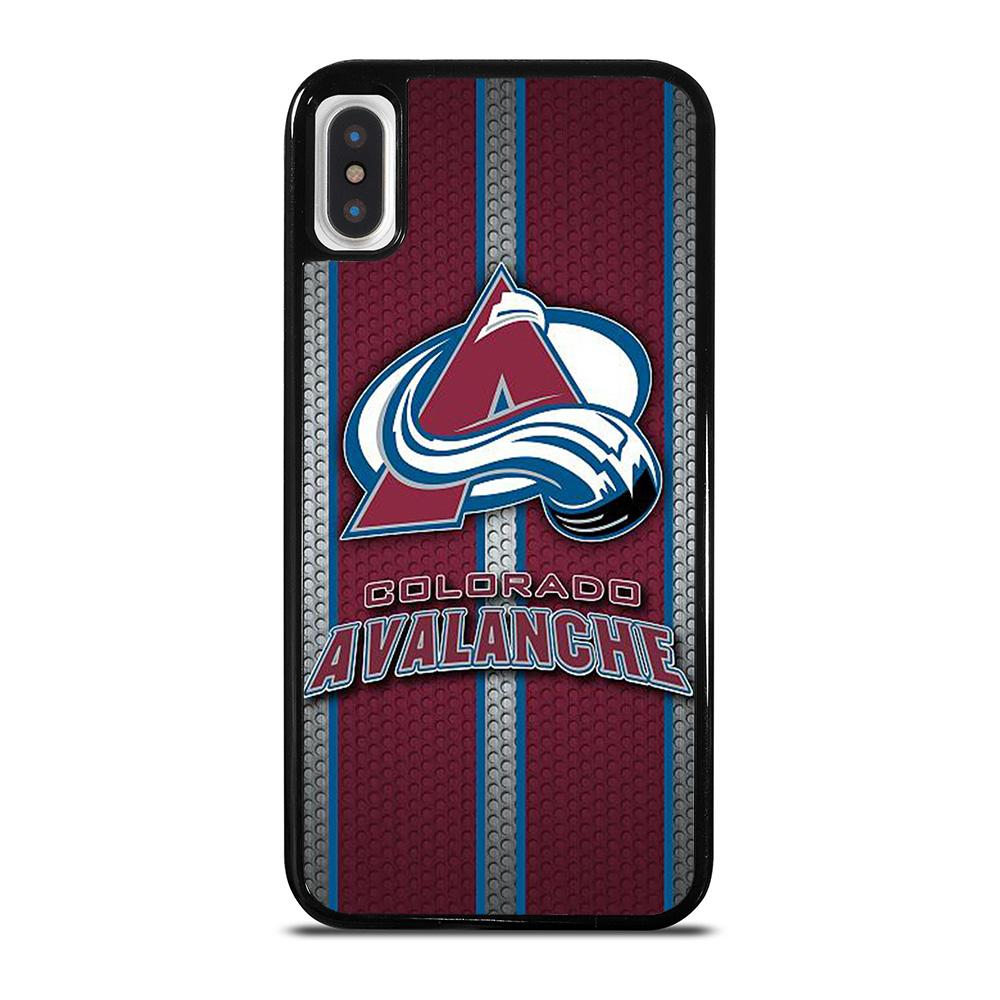 coque custodia cover fundas iphone 11 pro max 5 6 7 8 plus x xs xr se2020 C14964 COLORADO AVALANCHE 1 iPhone X / XS Case