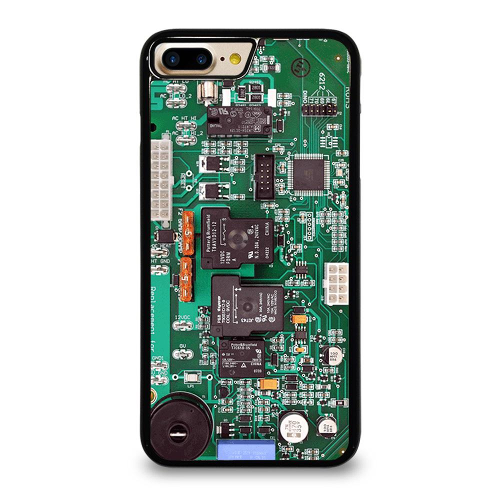 COMPUTER MOTHERBOARD CIRCUIT BOARD Cover iPhone7 Plus