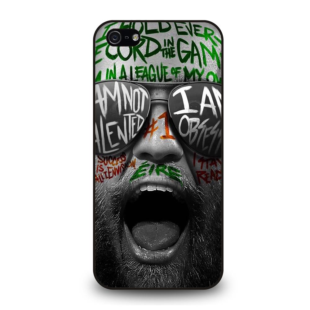 CONOR McGREGOOR MMA FIGHTER Cover iPhone 5 / 5S / SE