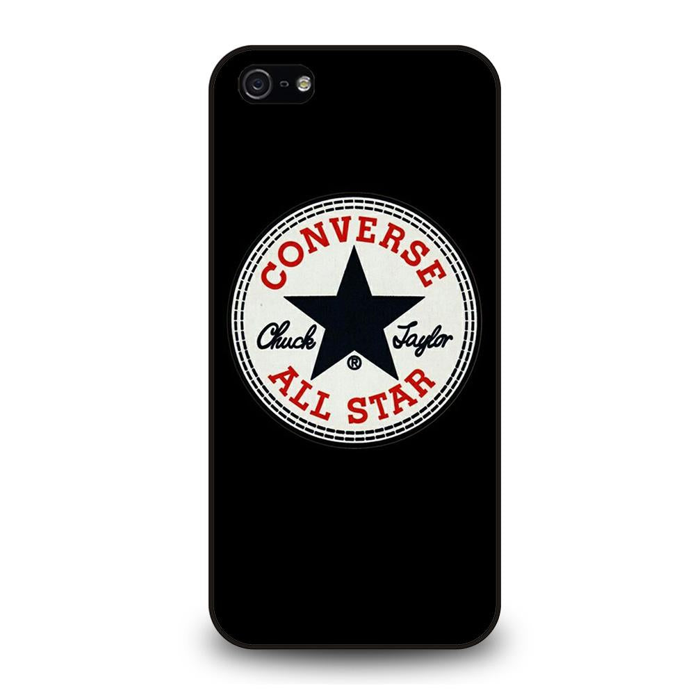 CONVERSE ALL STAR LOGO Cover iPhone 5 / 5S / SE - benecover