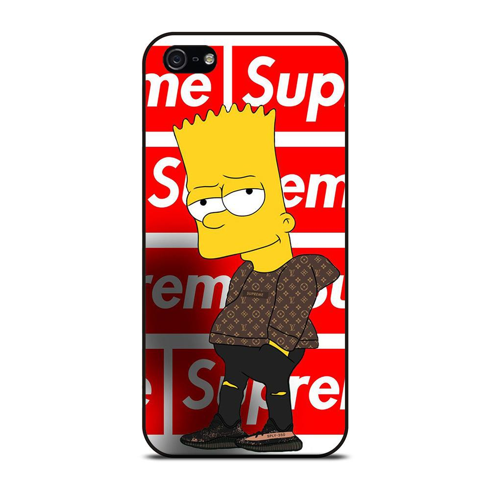 COOL SUPREME CARTOON Cover iPhone 5 / 5S / SE