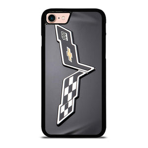 CORVETTE CHEVY LOGO Cover iPhone 8