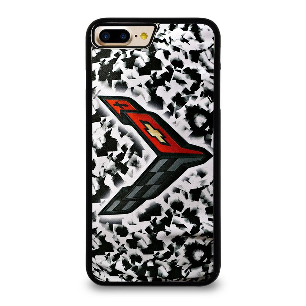 CORVETTE LOGO C8 Cover iPhone 7 Plus