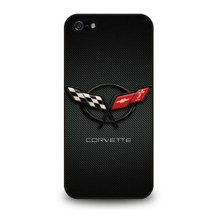 CORVETTE LOGO Cover iPhone 5 / 5S / SE - Negozio di custodie per Iphone|samsung|huawei custodia4cover.it