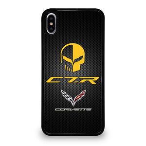 CORVETTE RACING JAKE SKULL cover iPhone X / XS,cover iphone x military grade cover iphone x marcelo burlon lamborghini,CORVETTE RACING JAKE SKULL cover iPhone X / XS