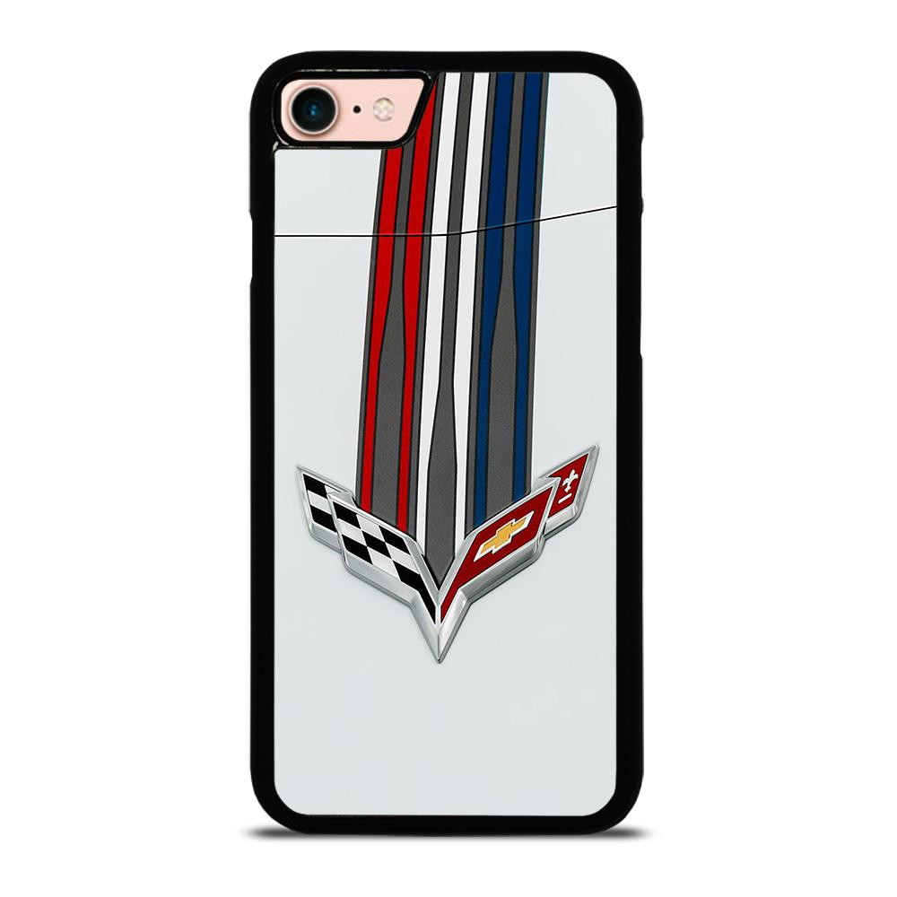 CORVETTE WHITE Cover iPhone 8