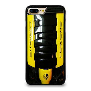 CORVETTE ENGINE YELLOW Cover iPhone7 Plus