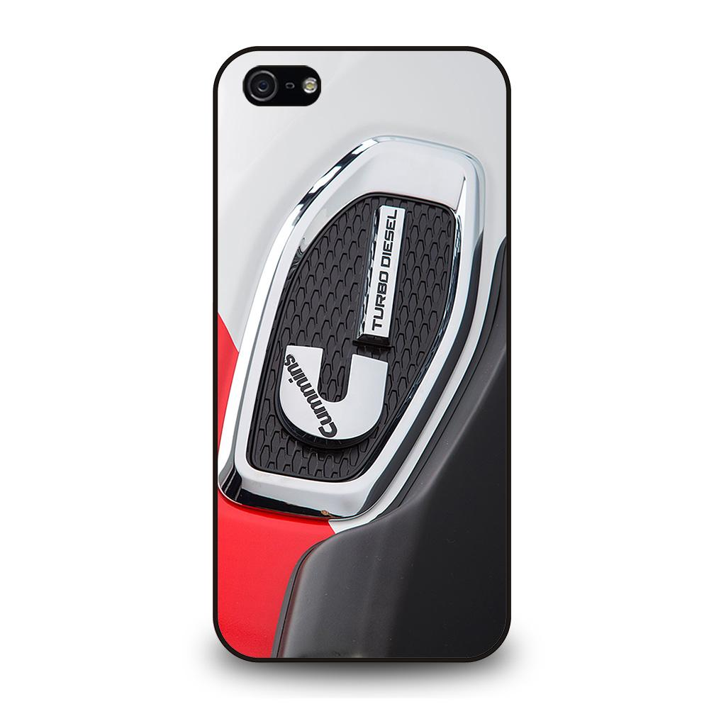 CUMMINS DIESEL ENGINE Cover iPhone 5 / 5S / SE - benecover