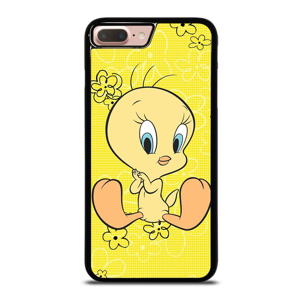 CUTE TWEETY BIRD Cover iPhone 8 Plus,cover iphone 8 plus quadri cover iphone 8 plus e 7 plus sono uguali,CUTE TWEETY BIRD Cover iPhone 8 Plus
