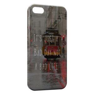 Custodia Cover iPhone 8 & 8 Plus Its Just a Bad Day not a Bad Life