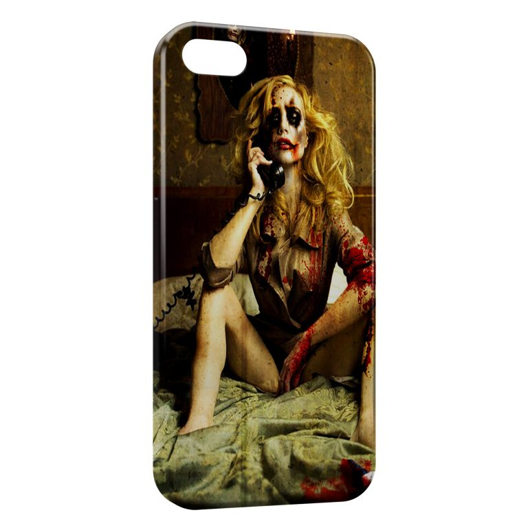 Custodia Cover iPhone 8 & 8 Plus Joker Girl
