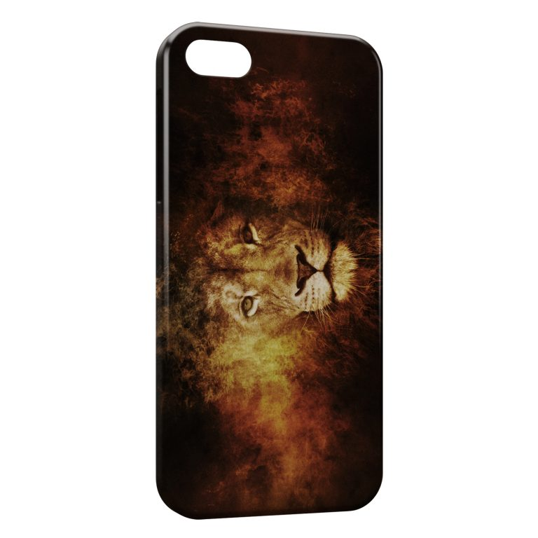 Custodia Cover iPhone 8 & 8 Plus Lion 2