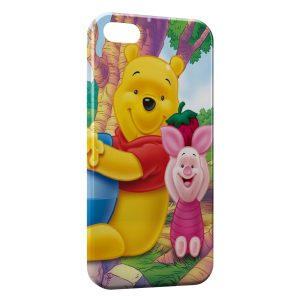 Custodia Cover iPhone 8 & 8 Plus Winnie l'Ourson et Porcinet 3