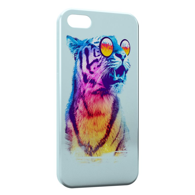 Custodia Cover iPhone 8 & 8 Plus Wonderful Tiger