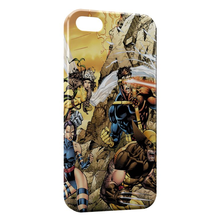 Custodia Cover iPhone 8 & 8 Plus X-men Comic