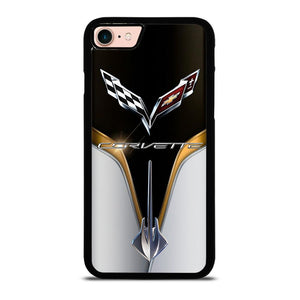 Corvette Stingray C7 Icon Cover iPhone 8