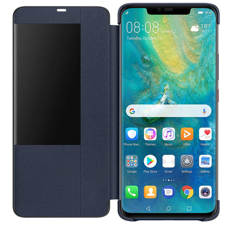 Huawei Smart View Flip Cover Mate 20 Pro Deep Blue