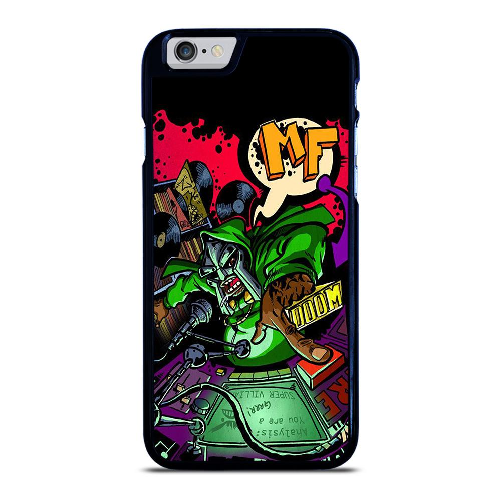 DANIEL DUMILE MF DOOM 3 Cover iPhone 6 / 6S