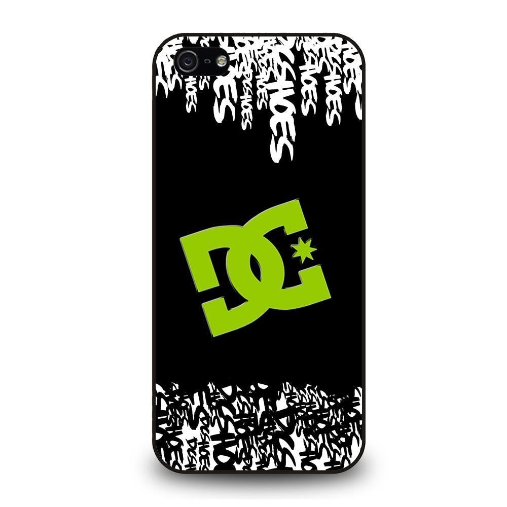 DC SHOES LOGO Cover iPhone 5 / 5S / SE - benecover