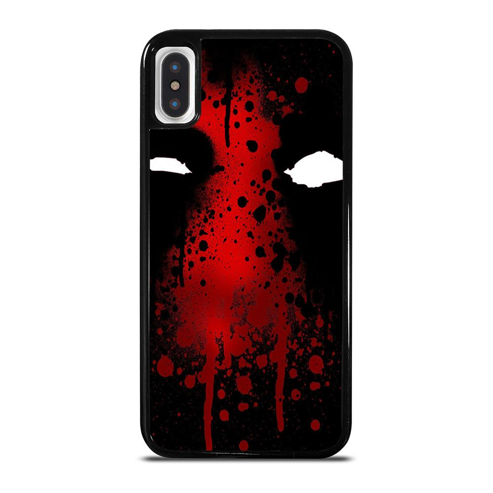 DEADPOOL ART MARVEL cover iPhone X / XS,spigen cover iphone x cover iphone x silicone morbido,DEADPOOL ART MARVEL cover iPhone X / XS