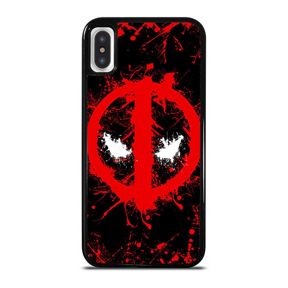 DEADPOOL I LOVE TACOS cover iPhone X / XS,cover iphone x avicii cover iphone x silicone morbido,DEADPOOL I LOVE TACOS cover iPhone X / XS