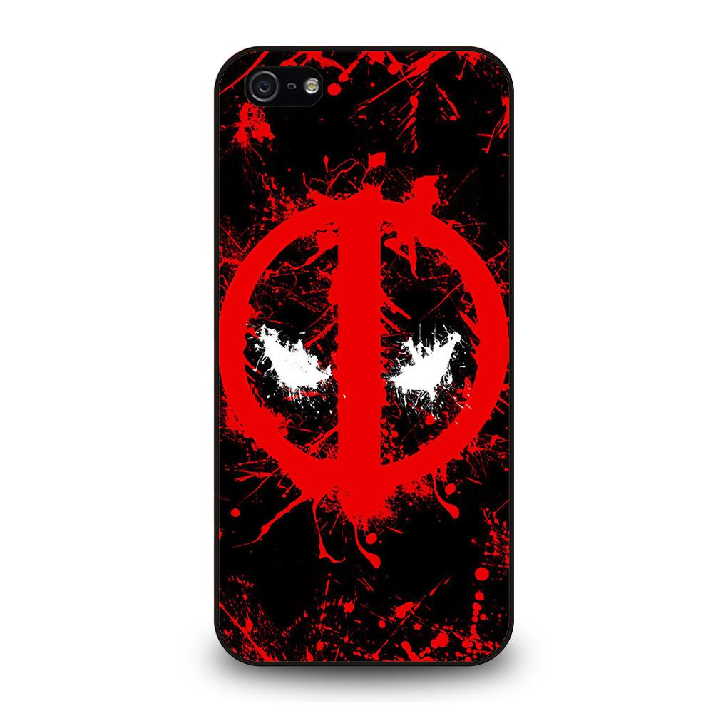 DEADPOOL I LOVE TACOS Cover iPhone 5 / 5S / SE - benecover