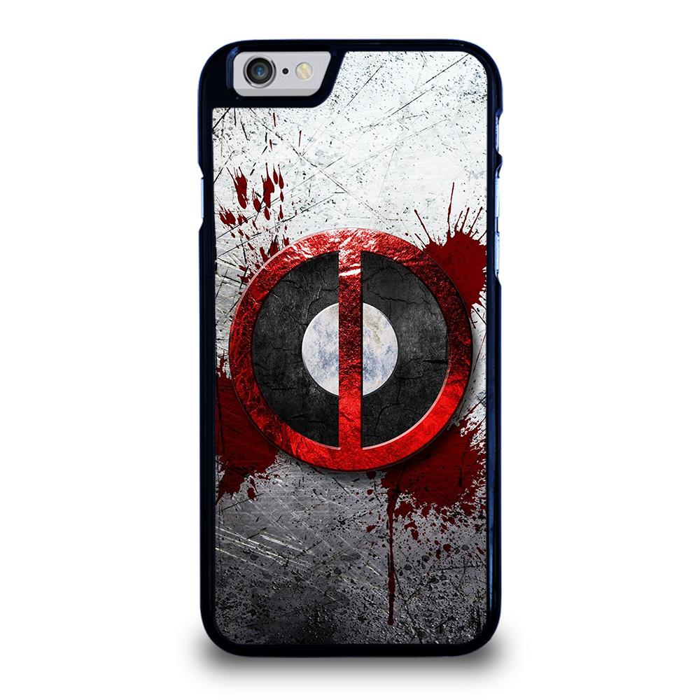 DEADPOOL RESOLUTION BLOOD MARVEL Cover iPhone 6 / 6S