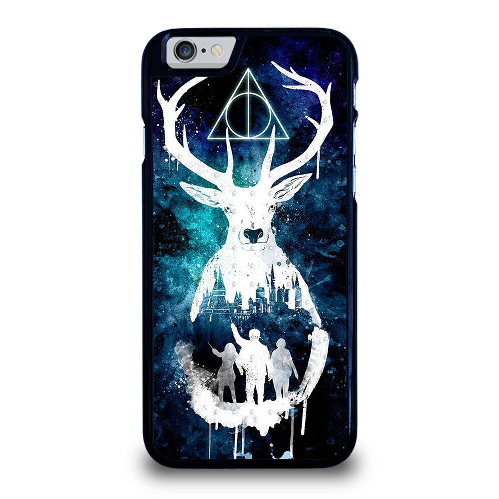 DEATHLY HALLOWS HARRY POTTER AQUARELL Cover iPhone 6 / 6S