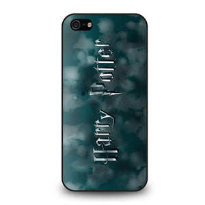 DEATHLY HALLOWS HARRY POTTER Cover iPhone 5 / 5S / SE