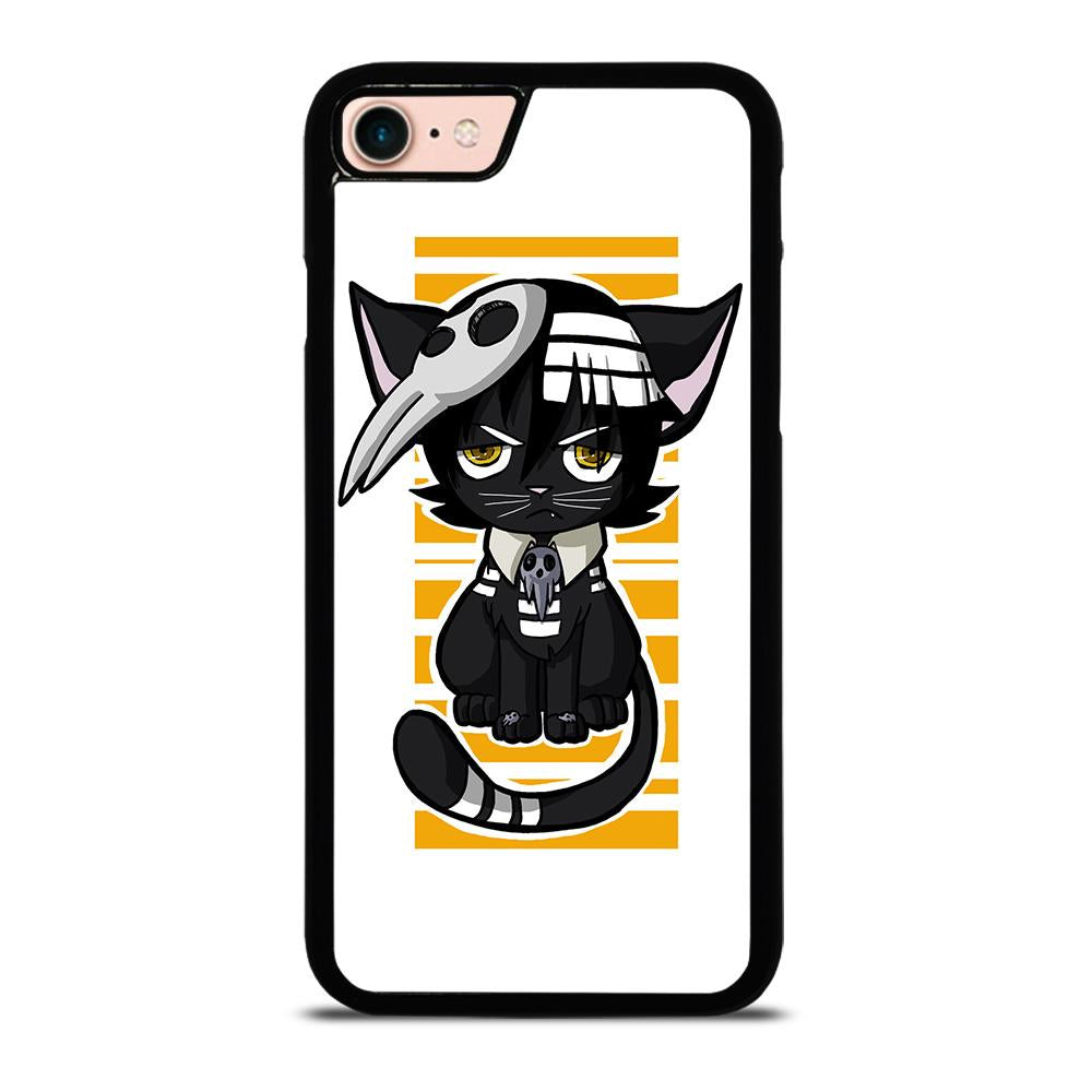 DEATH THE KID CAT Cover iPhone 8