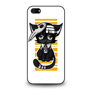 DEATH THE KID CAT Cover iPhone 5 / 5S / SE