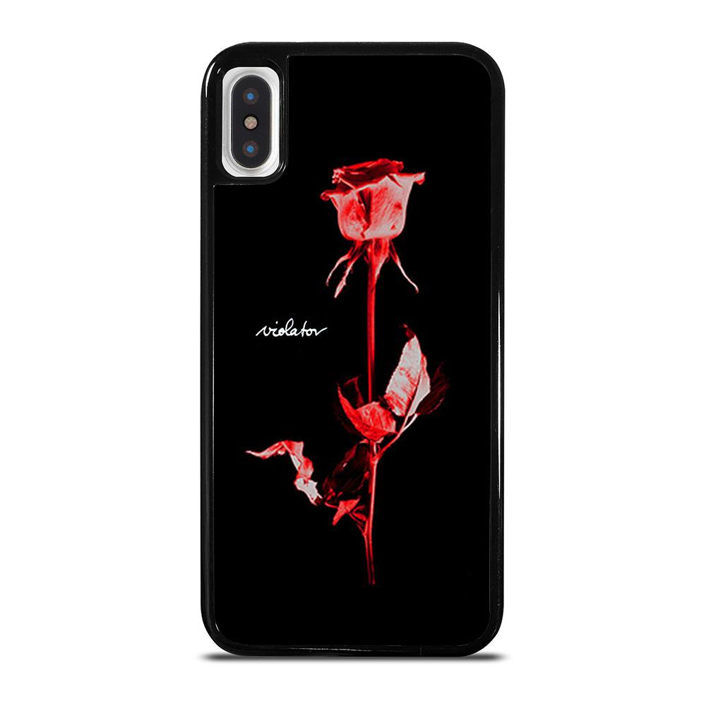 DEPECHE MODE VIOLATOR cover iPhone X / XS,cover iphone x bianca cover iphone x lusso,DEPECHE MODE VIOLATOR cover iPhone X / XS