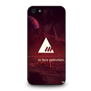 DESTINY NEW MONARCHY Cover iPhone 5 / 5S / SE