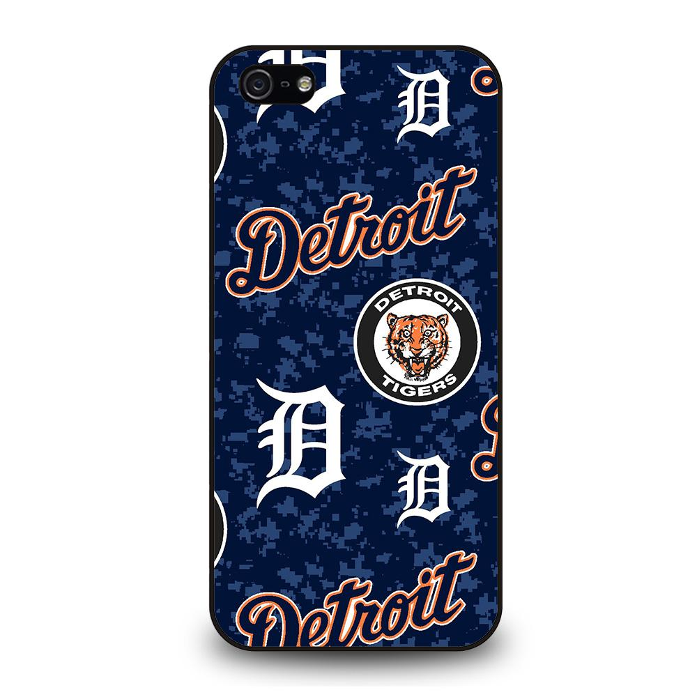 DETROIT TIGERS Cover iPhone 5 / 5S / SE
