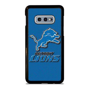 coque custodia cover fundas hoesjes j3 J5 J6 s20 s10 s9 s8 s7 s6 s5 plus edge D20943 DETROIT LIONS BLACK 1 Samsung Galaxy S10 e Case