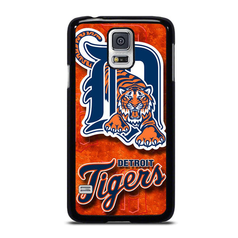 coque custodia cover fundas hoesjes j3 J5 J6 s20 s10 s9 s8 s7 s6 s5 plus edge D21052 DETROIT TIGERS Samsung Galaxy S5 Case