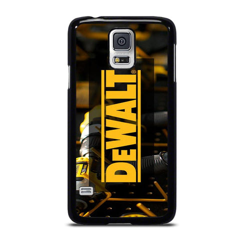 coque custodia cover fundas hoesjes j3 J5 J6 s20 s10 s9 s8 s7 s6 s5 plus edge D21099 DEWALT GUARANTEED TOUGH #1 Samsung Galaxy S5 Case