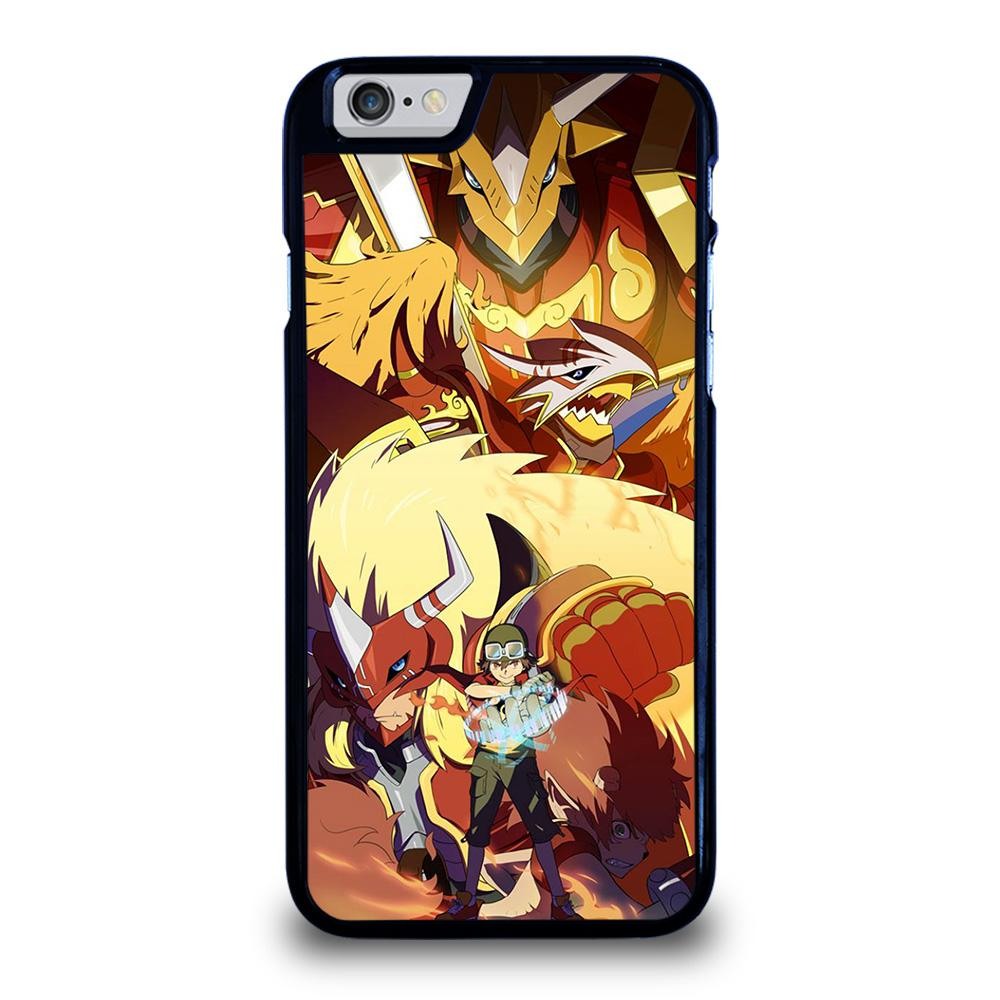 DIGIMON FRONTIER AGUNIMON Cover iPhone 6 / 6S