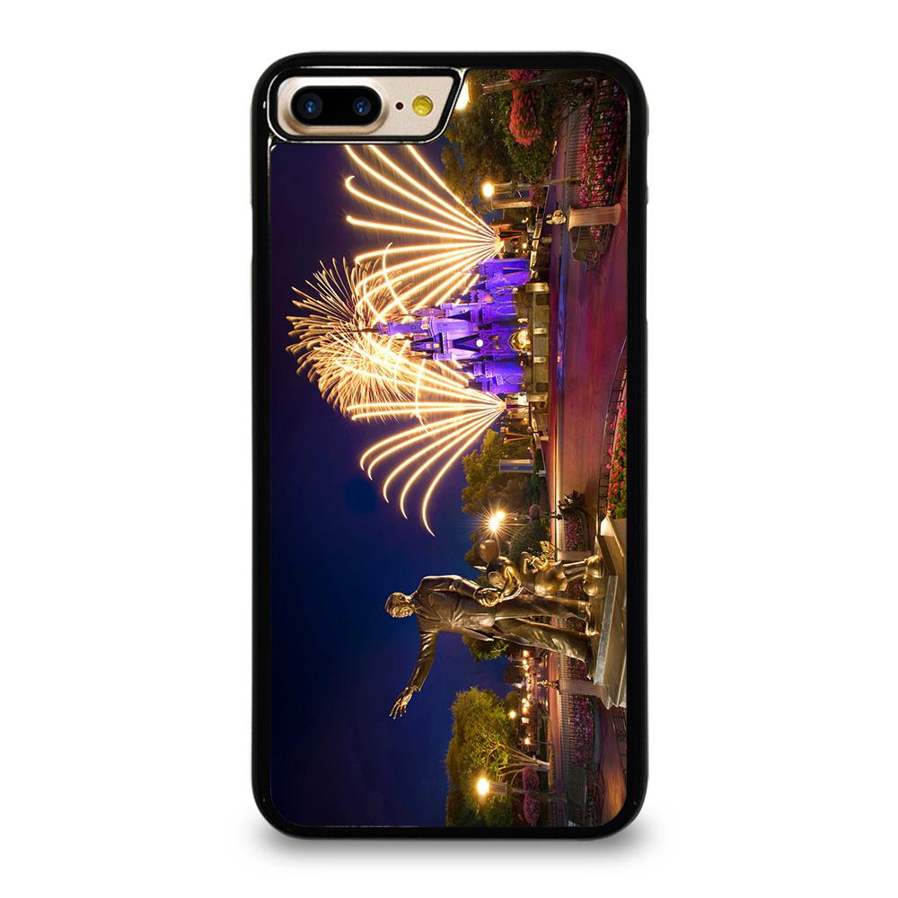 DISNEY CASTLE WALT FIREWORK Cover iPhone 7 Plus