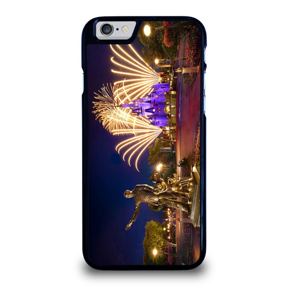 DISNEY CASTLE WALT FIREWORK Cover iPhone 6 / 6S