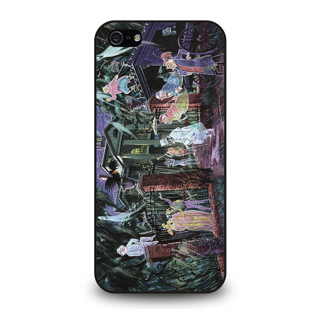 DISNEY HAUNTED MANSION Cover iPhone 5 / 5S / SE