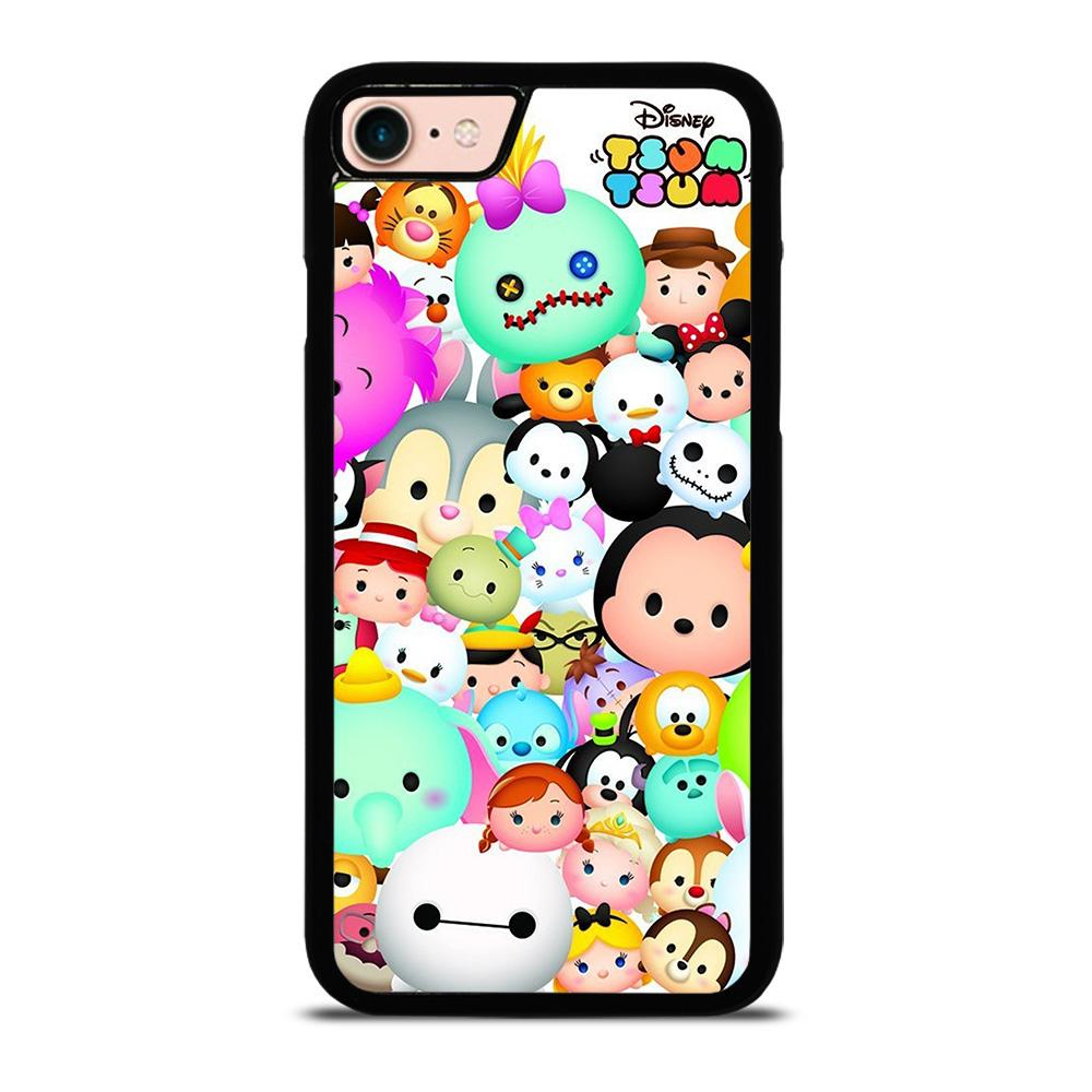 DISNEY TSUM TSUM 2 Cover iPhone 8