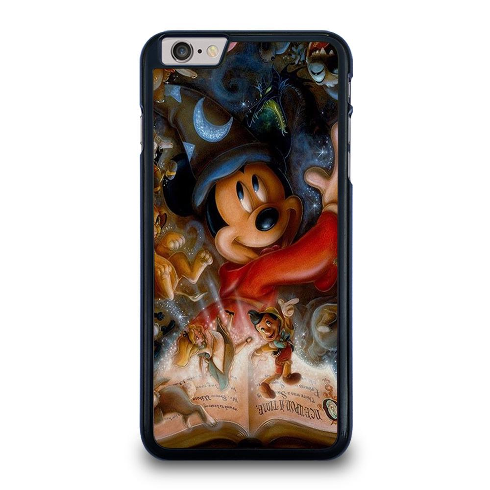 DISNEY MICKEY MOUSE AND MORE CHARACTER Cover iPhone 6 / 6S Plus