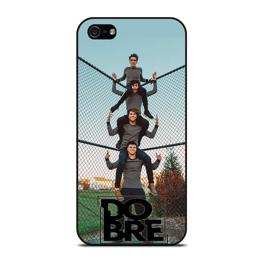 DOBRE BROTHERS 3 Cover iPhone 5 / 5S / SE