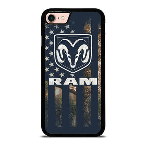 DODGE RAM FLAG Cover iPhone 8